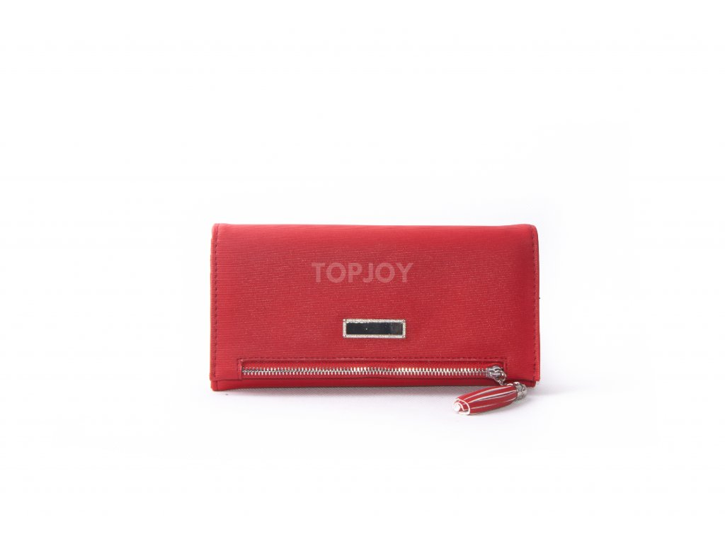 Dámská peněženka FLO9402 červená