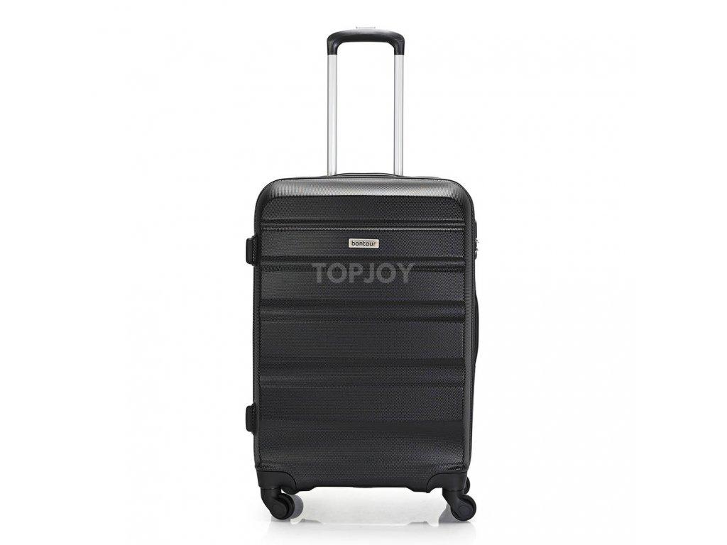 Skořepinový ABS kufr 120340 černý S