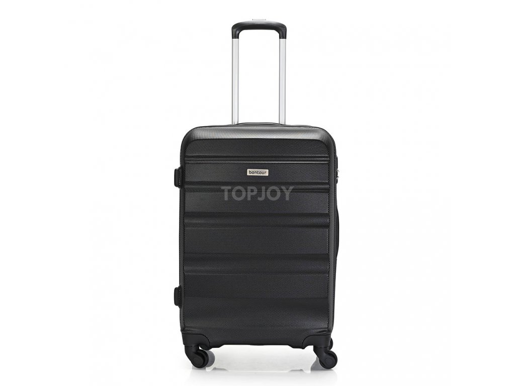 Skořepinový ABS kufr 120340 černý L