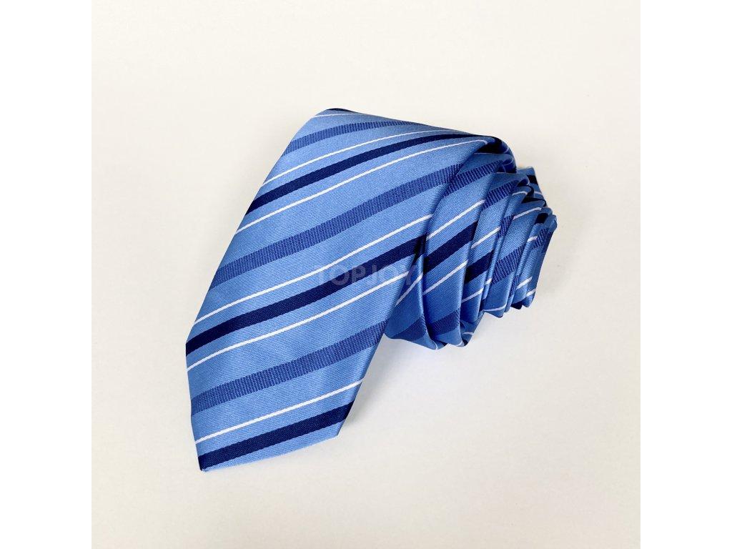 pánská kravata se vzorem (1)