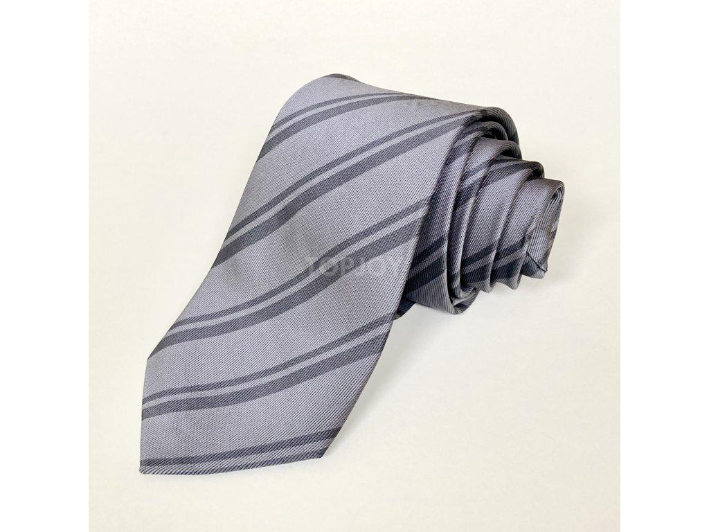 pánská kravata se vzorem (7)