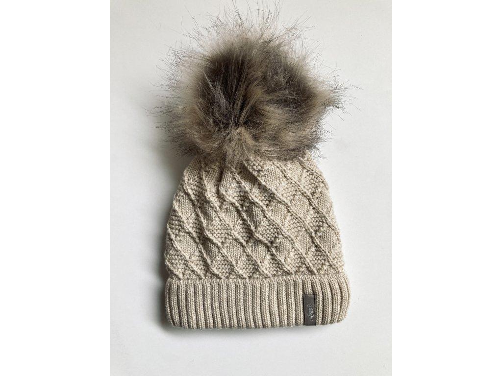 dámská zimní čepice kulich (3)