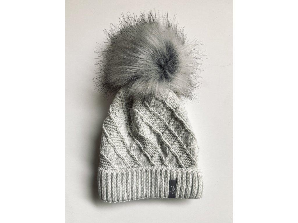 dámská zimní čepice kulich (5)