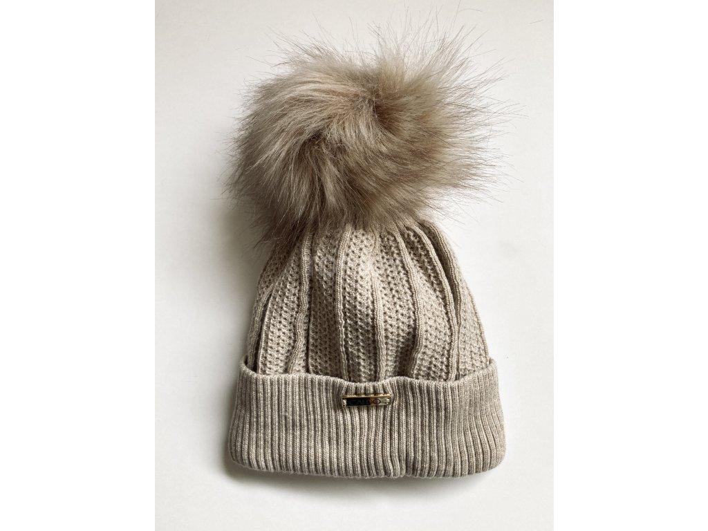 dámská zimní čepice kulich (15)