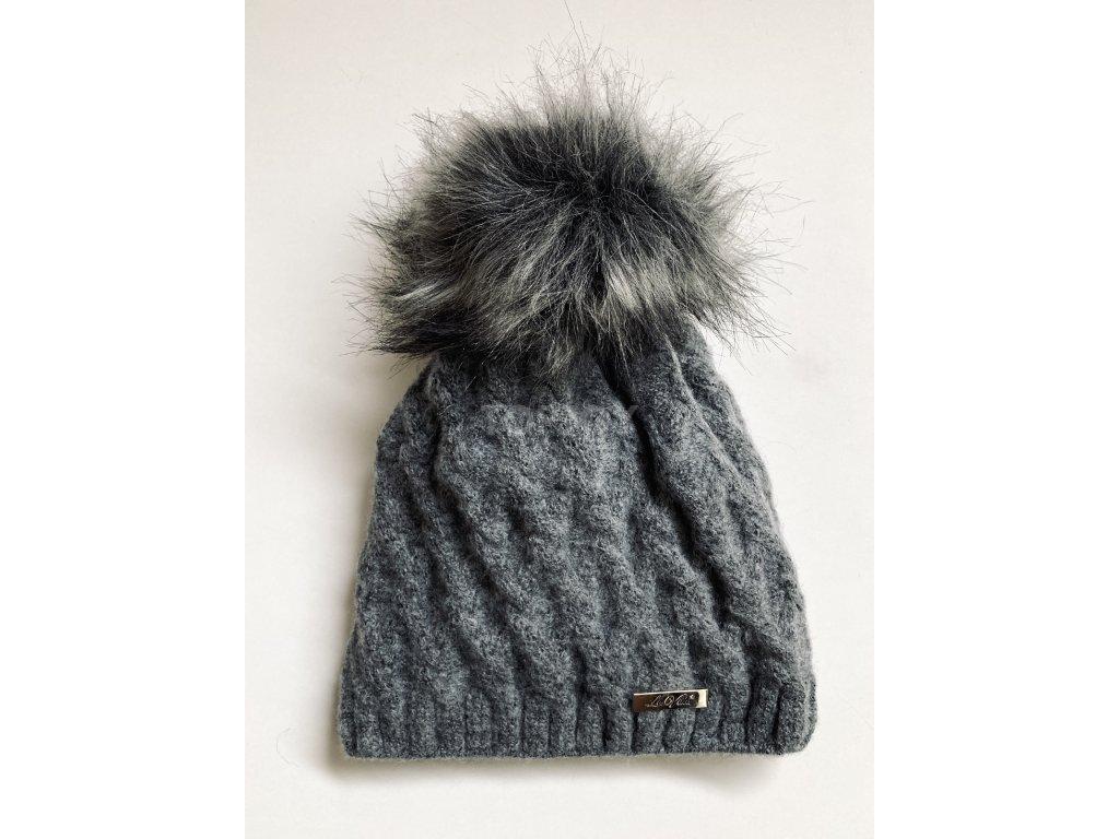 dámská zimní čepice kulich (23)