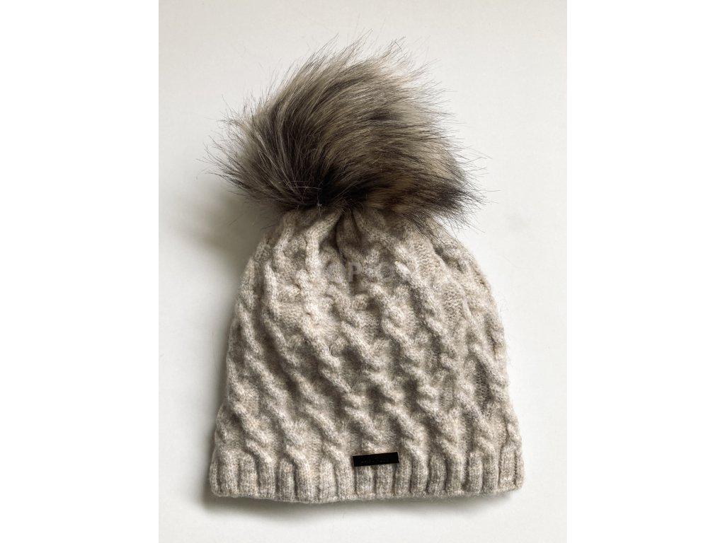 dámská zimní čepice kulich (25)