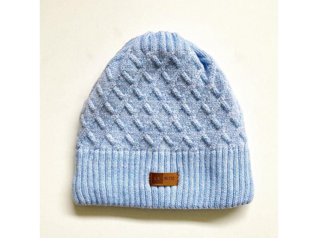dámská zimní čepice kulich (45)