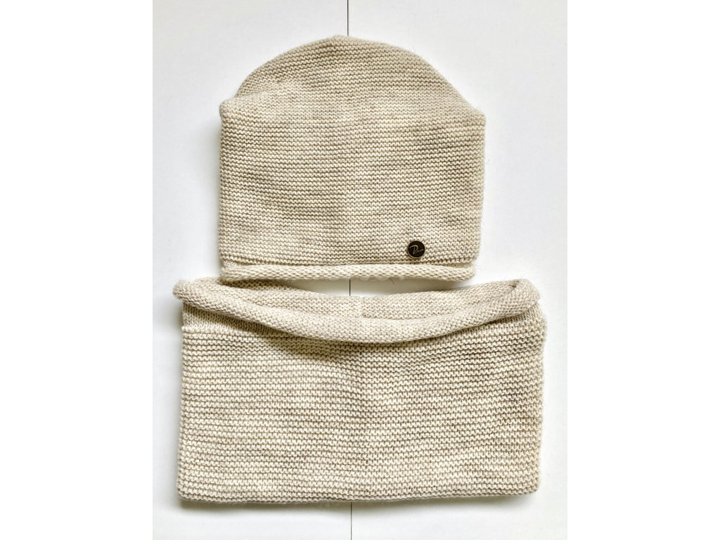 dámská zimní čepice kulich (59)