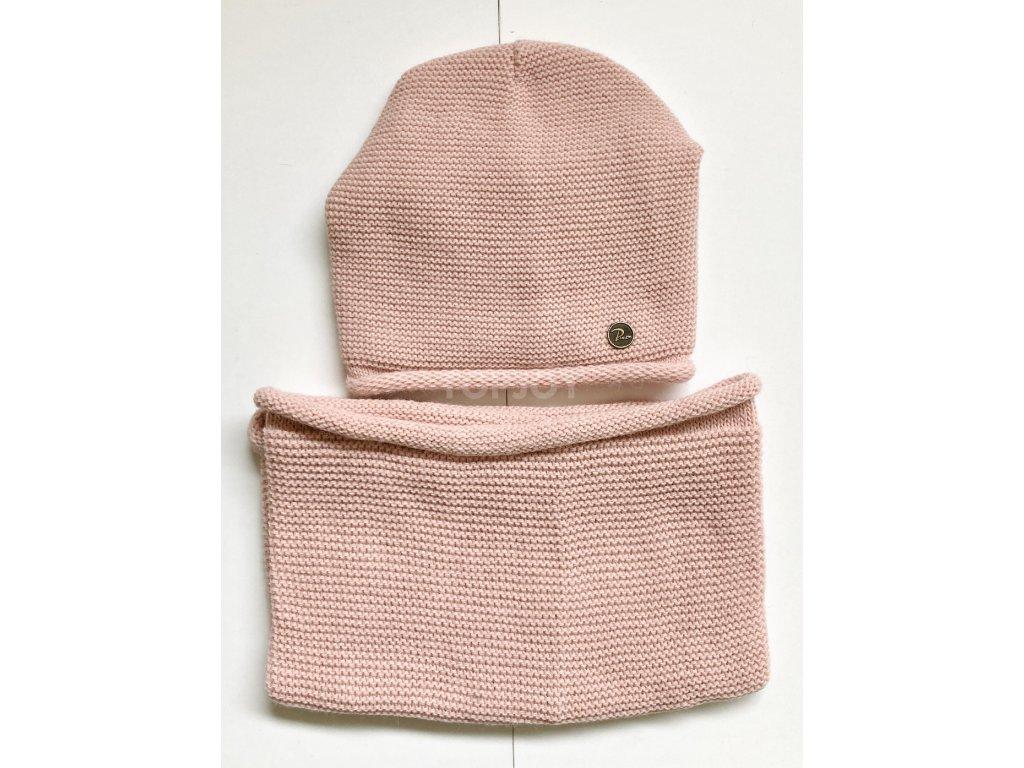 dámská zimní čepice kulich (61)