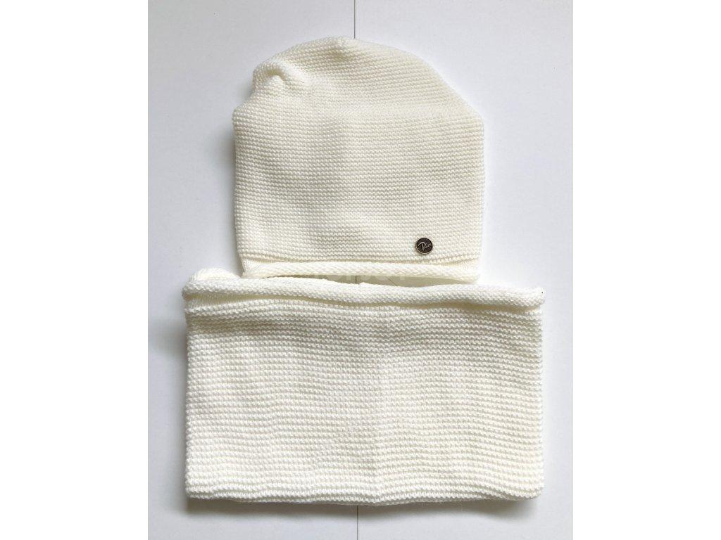 dámská zimní čepice kulich (64)