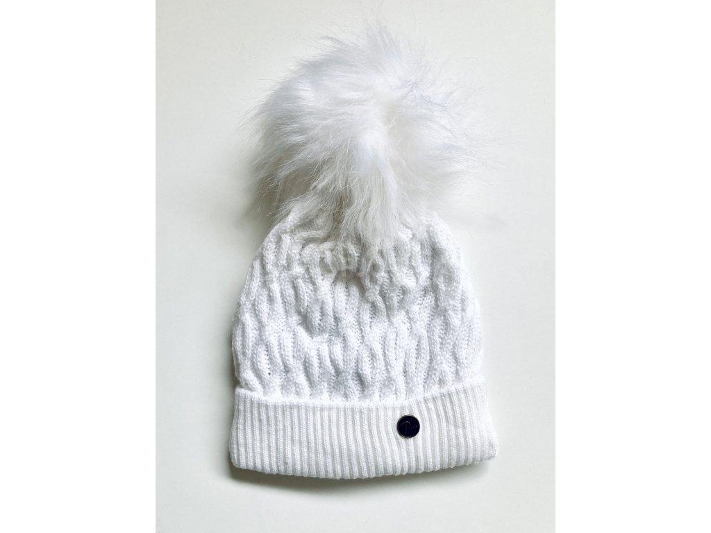 dámská zimní čepice kulich (66)