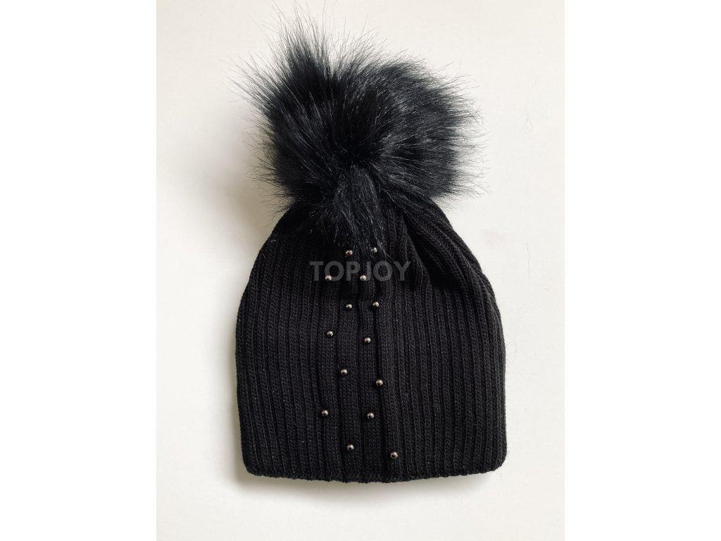 dámská zimní čepice kulich (68)