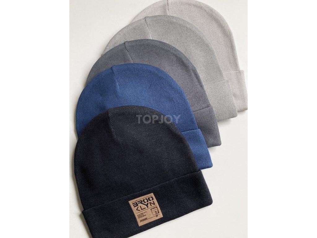 dámská zimní čepice kulich (102)