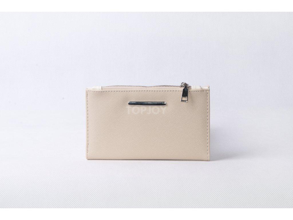 Dámská peněženka YXD9954 béžová
