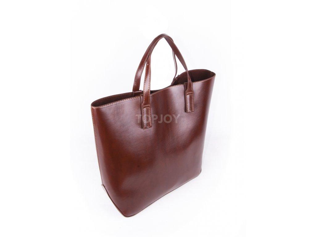 velká lakovaná kabelka do ruky na rameno 2565 (16)
