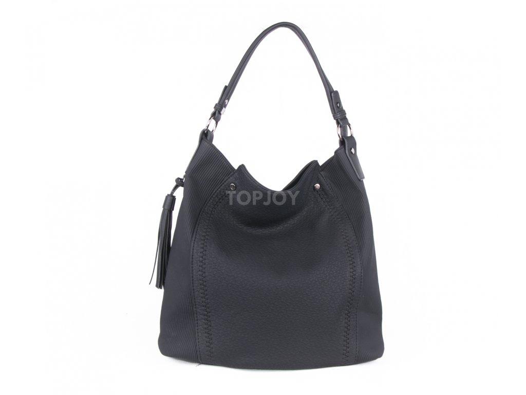 klasická dámská kabelka na rameno 3736 (1)