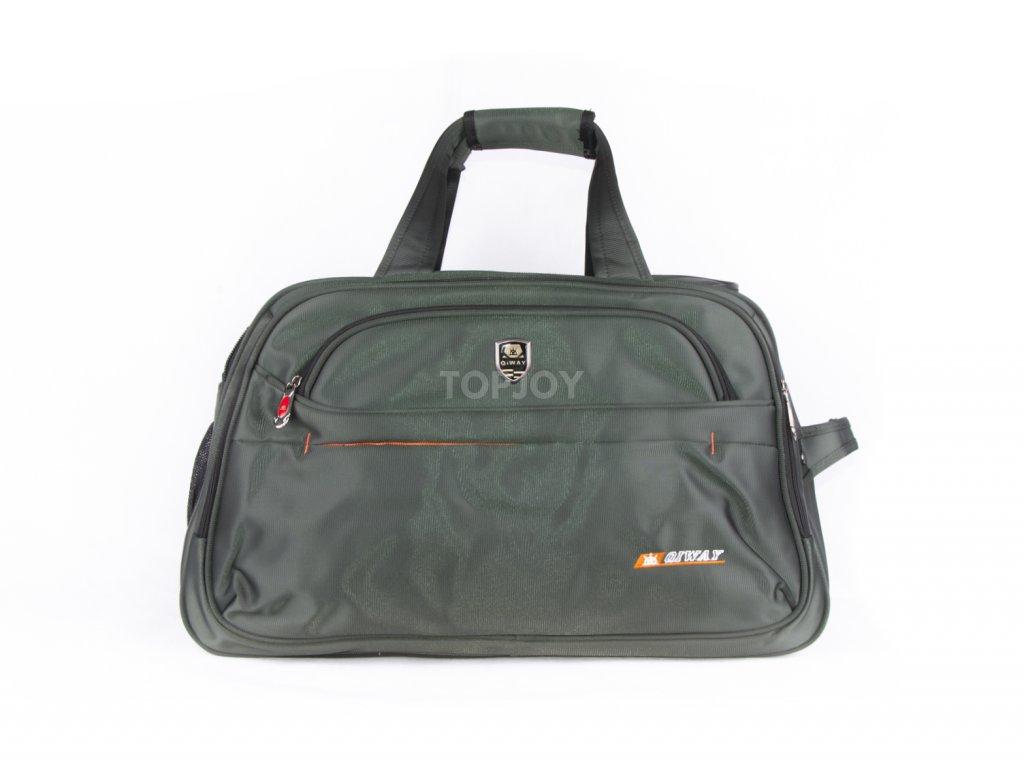 Velká cestovní taška 236-22 zelená