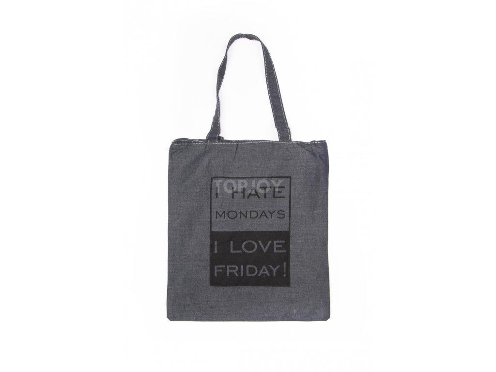 plátěná taška s nápisem PP280 (3)