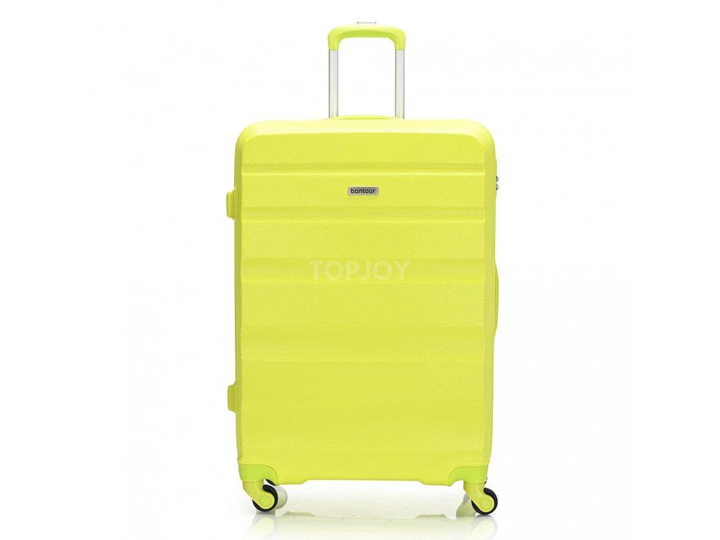 skořepinový abs kufr 120340 zelený (6)