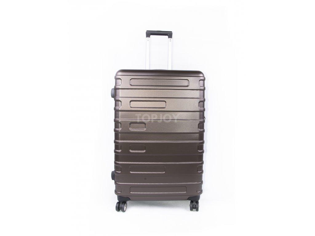 cestovní kufr skořepinový coffee (1)