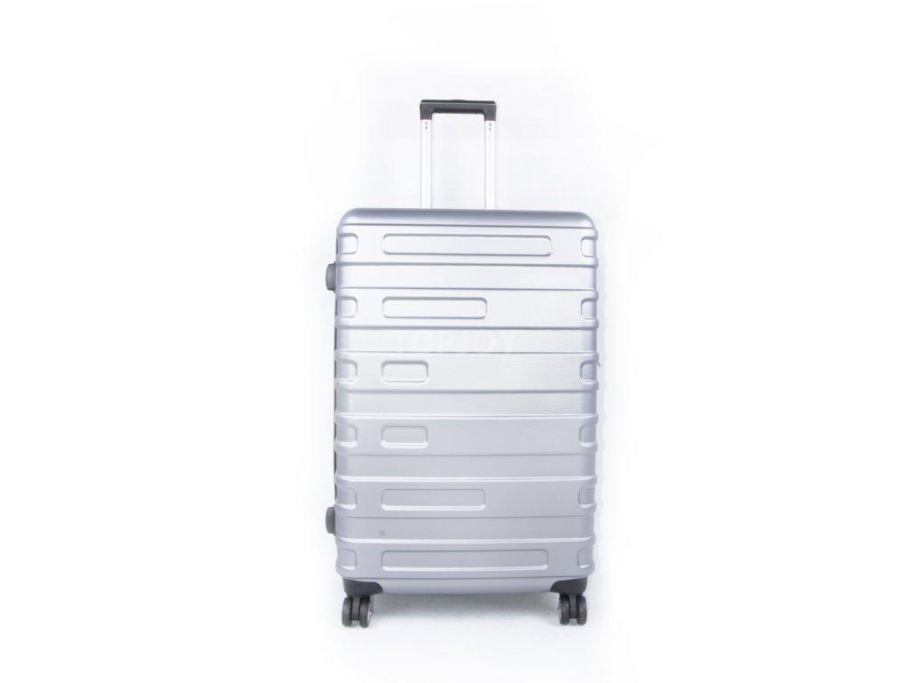 cestovní kufr skořepinový silver (1)
