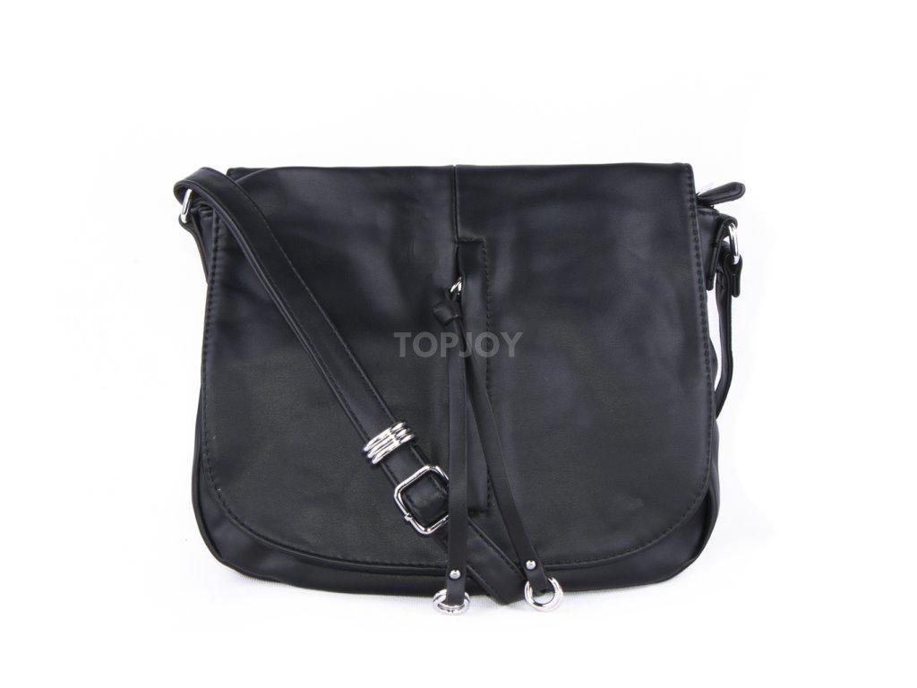 černá taška přes rameno crossbody 5050 (1)