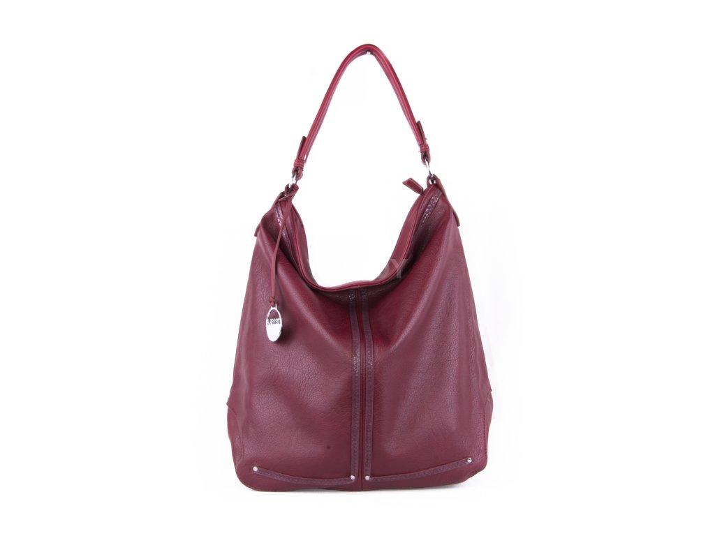 dámská klasická kabelka na rameno 5110 (4)