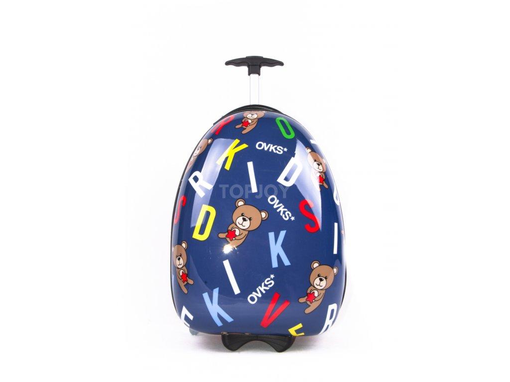 dětský kufr medvídci DK106 (2)