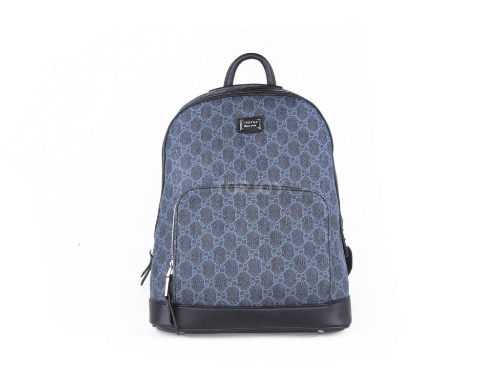 městský batoh se vzorem 4520 (1)