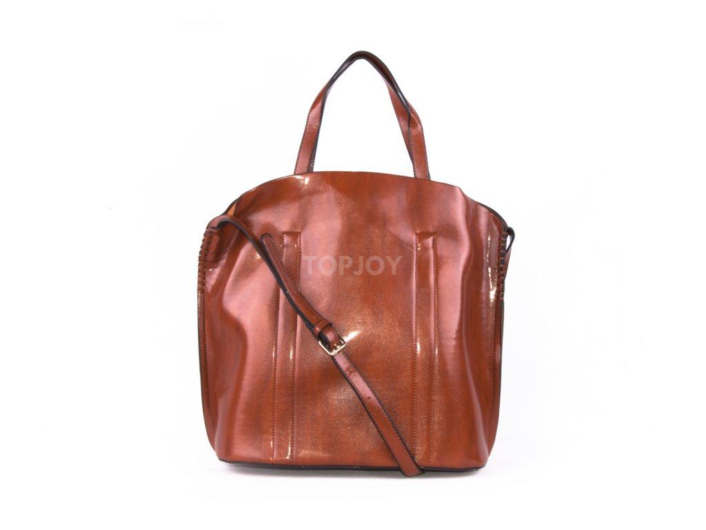lakovaná dámská kabelka 1147 (6)