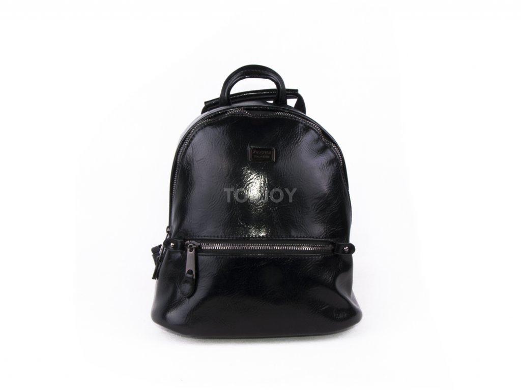 módní batoh lakovaný 4817 (1)