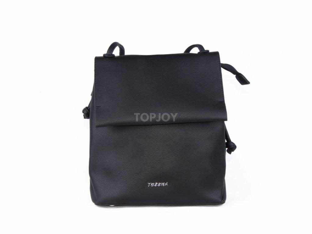 klasický módní batoh jednobarevný 5230 (1)