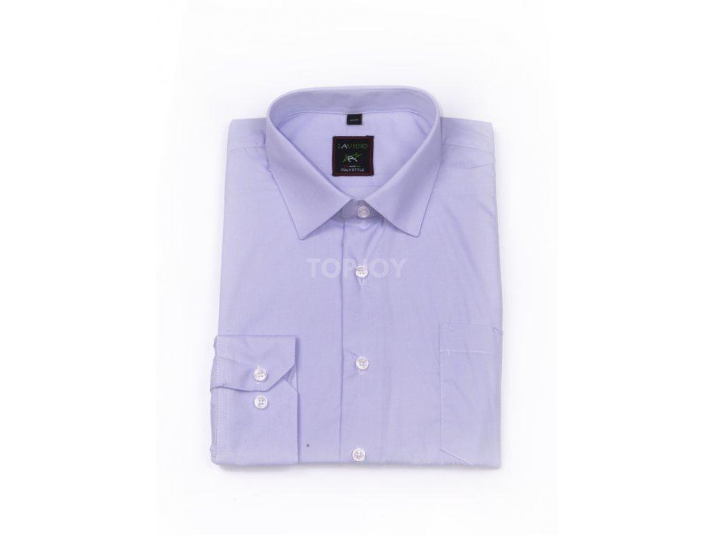 pánská košile dlouhý rukáv M 20