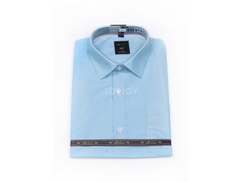 pánská košile krátký rukáv NWK 56