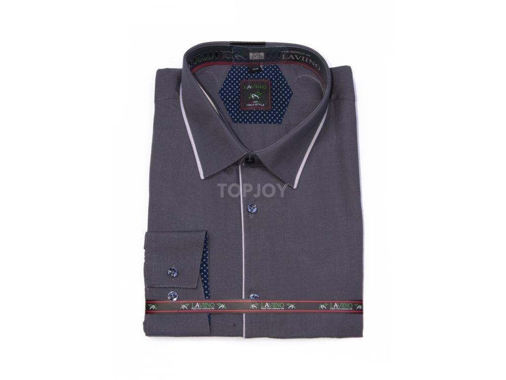 pánská košile dlouhý rukáv TS210 2