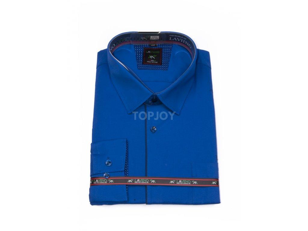 pánská košile dlouhý rukáv TS210 5