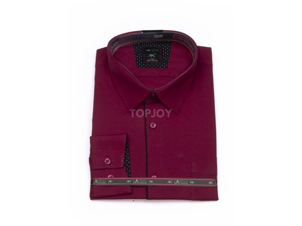 pánská košile dlouhý rukáv TS210 6