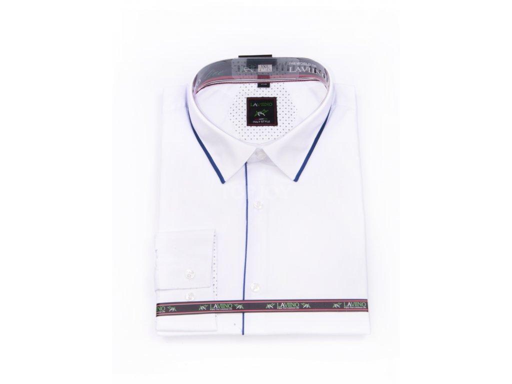 pánská košile dlouhý rukáv TS210 7