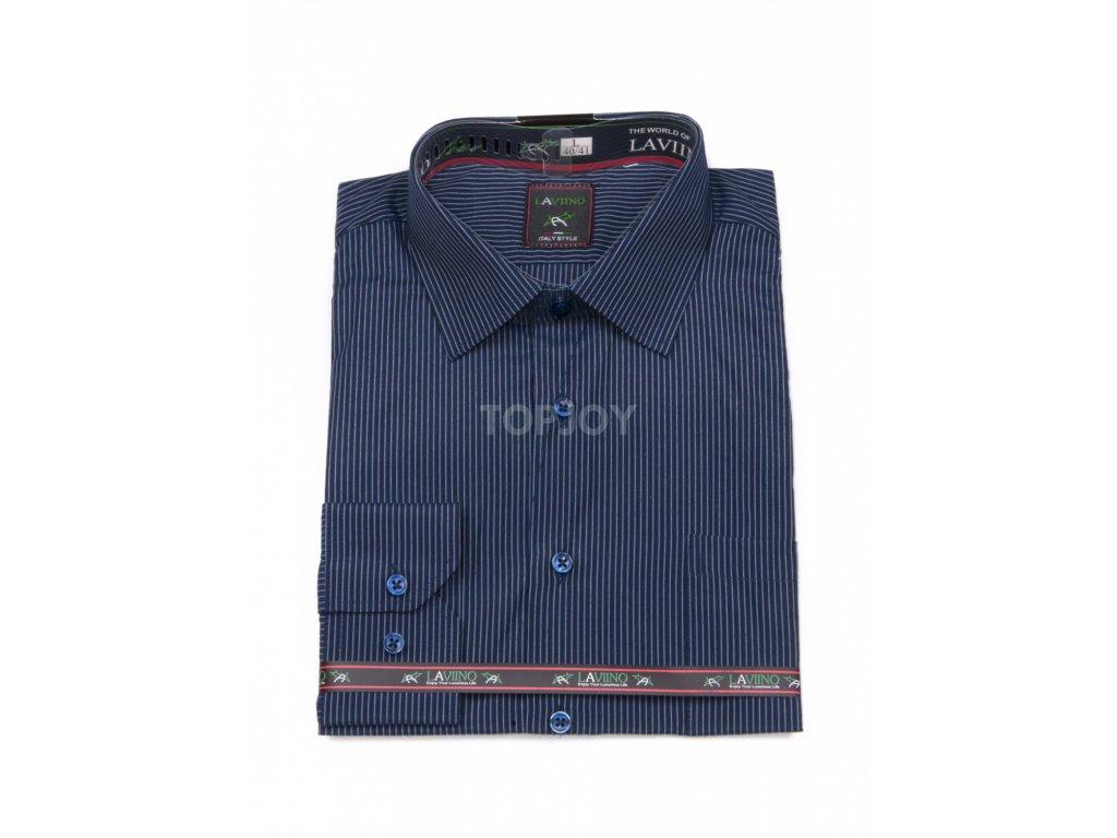 pánská košile dlouhý rukáv NDT9 2 (1)