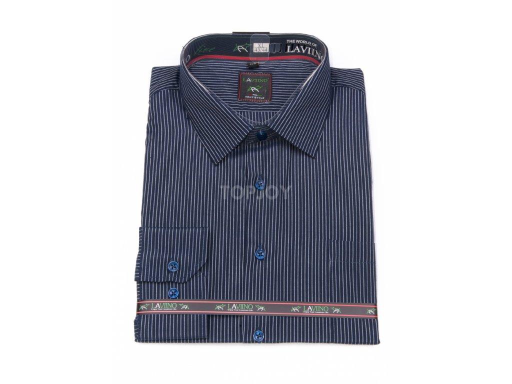 pánská košile dlouhý rukáv NDT10 1 (1)