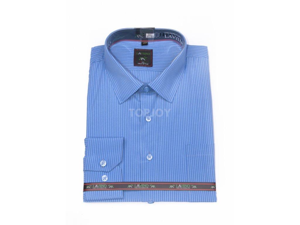 pánská košile dlouhý rukáv NDT10 2 (1)