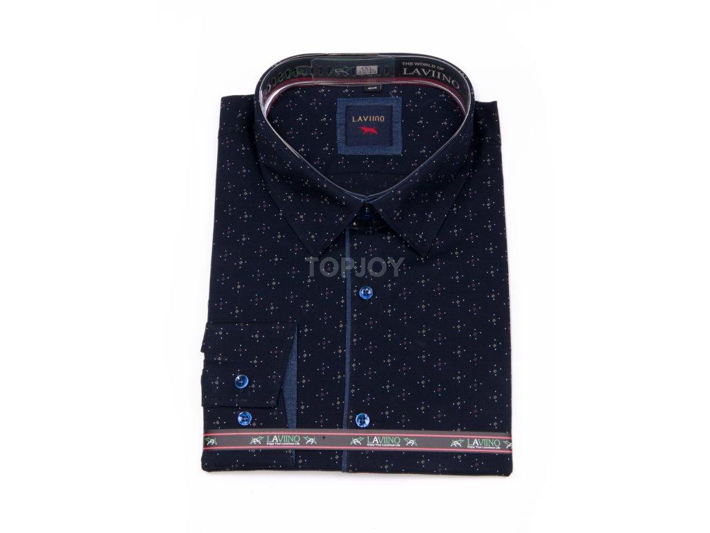 pánská košile dlouhý rukáv TS275 1 (1)