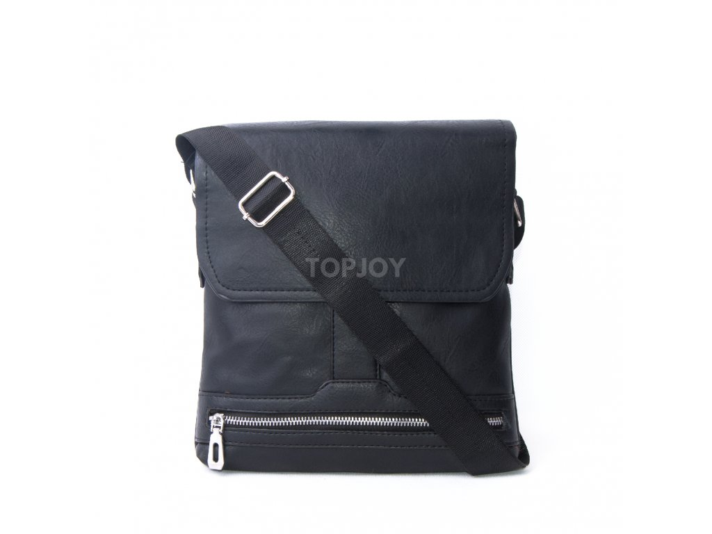 Pánská crossbody CITY black 9107-2 - TOPJOY 2de604486f