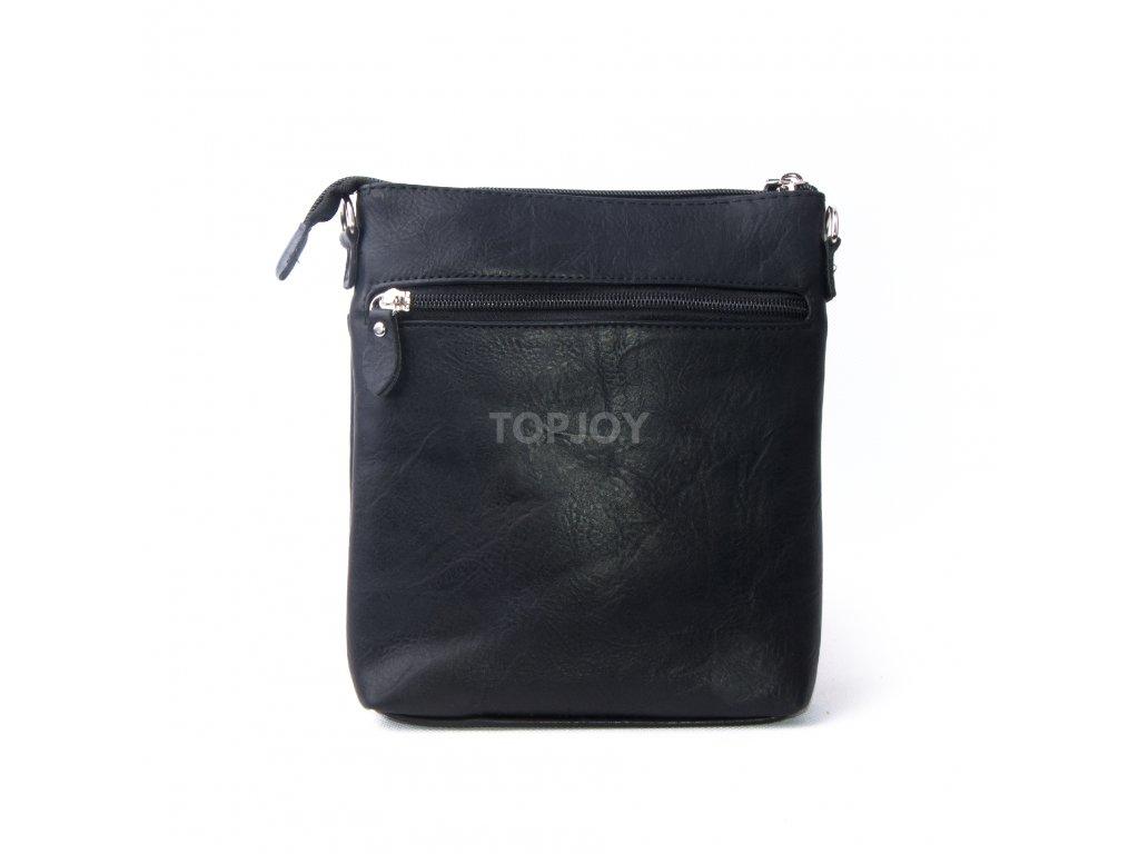 Pánská taška přes rameno UNI black a44 - TOPJOY 04c75aed05