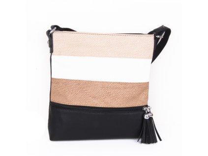dámská elegantní kabelka přes rameno 3226 (2)