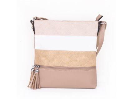 dámská elegantní kabelka přes rameno 3226 (5)