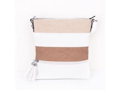 dámská elegantní kabelka přes rameno 3226 (9)