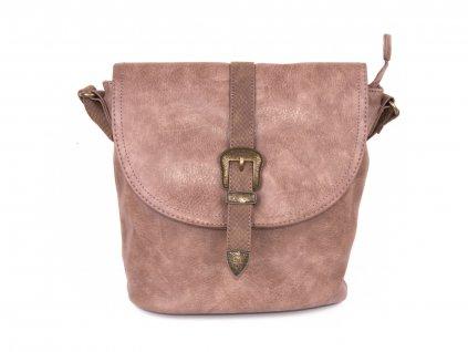 dámská boho koženková kabelka přes rameno 5092 (8)