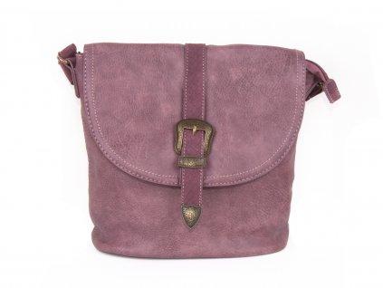 dámská boho koženková kabelka přes rameno 5092 (12)