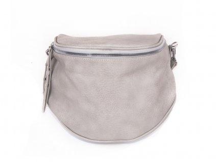 modní kabelka přes rameno ledvinka 5636 (5)